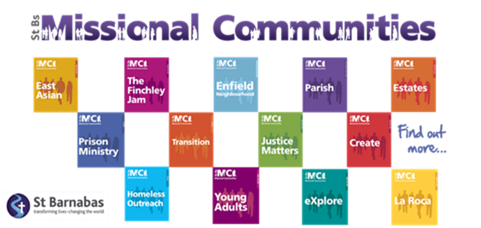 A great way to get involved at St Barnabas Church is to join a Missional Community.
