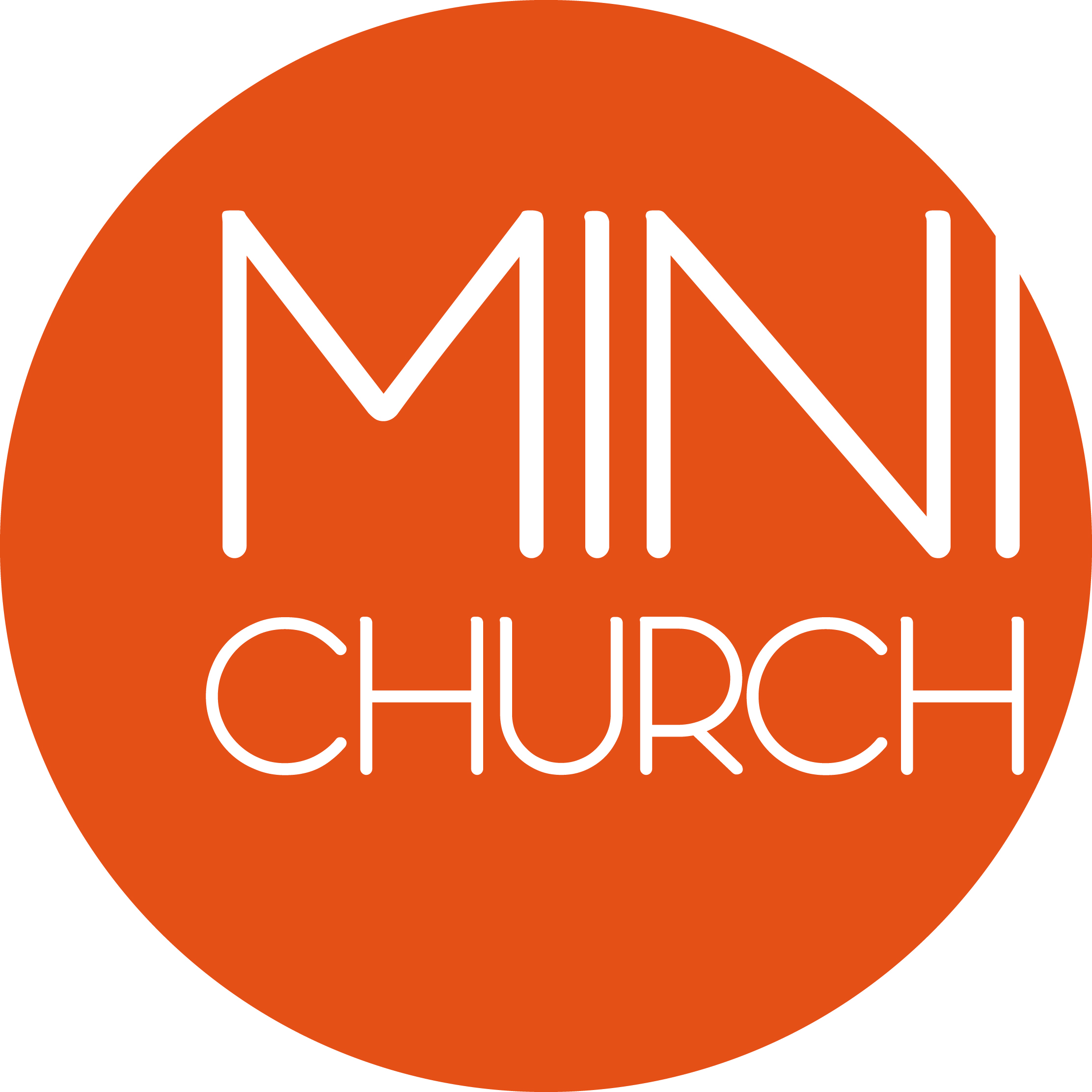 Mini church logo CMYK